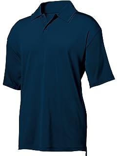 1c89e7e2635587 Amazon.com   Fila Golf Men s Monaco Striped Polo Shirt (Large ...