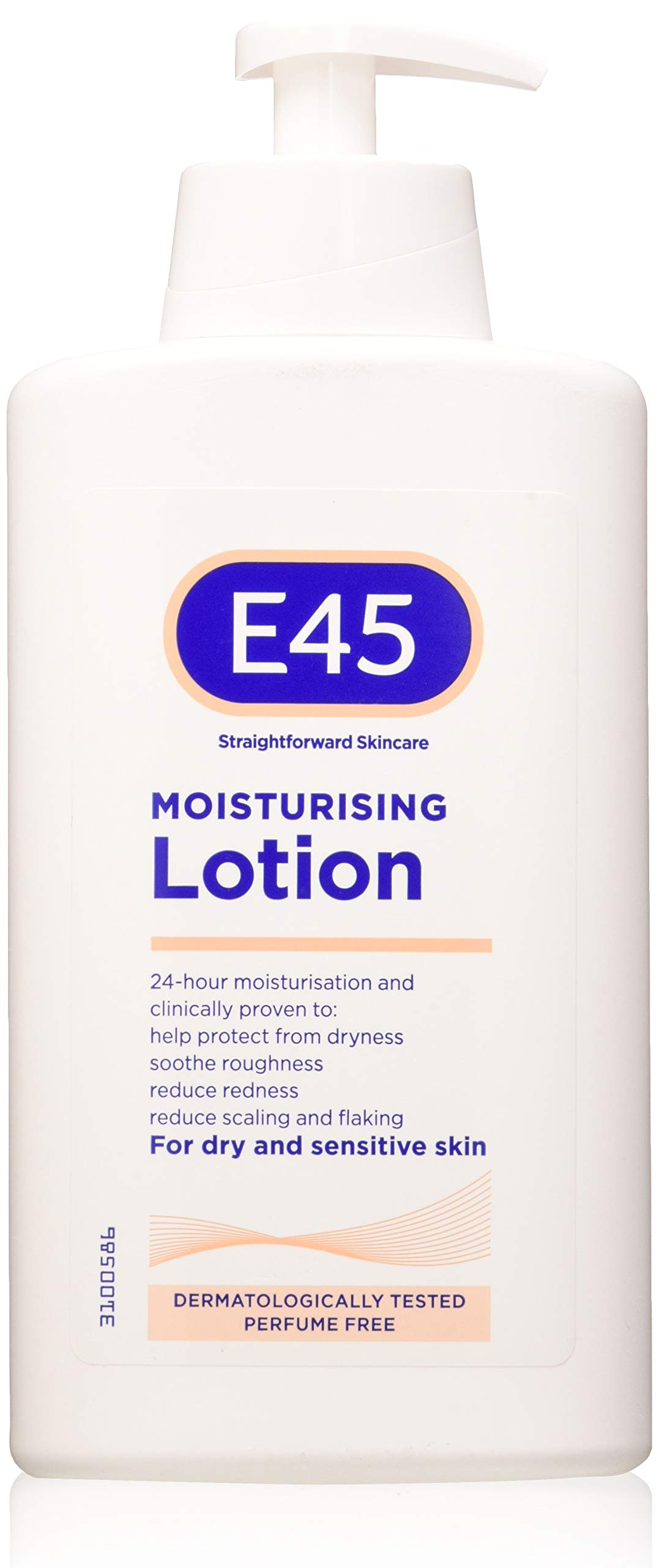 E45 Dermatological Moisturising Lotion( Fragnance Free) 500 ml
