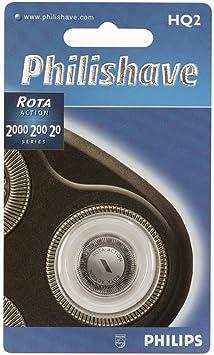 Philips HQ2 cabezales de afeitado - Accesorio para máquina de afeitar: Amazon.es: Salud y cuidado personal