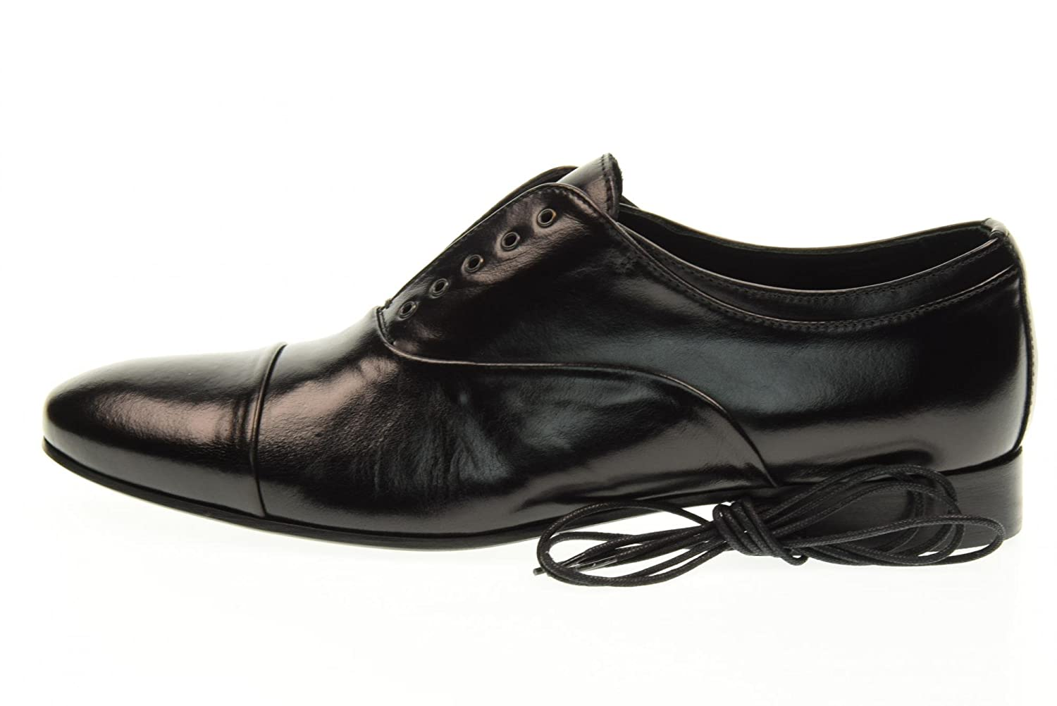 competitive price b0afc e2261 Amazon.com | EVEET Men's Shoes Without Laces 15017 | Loafers ...