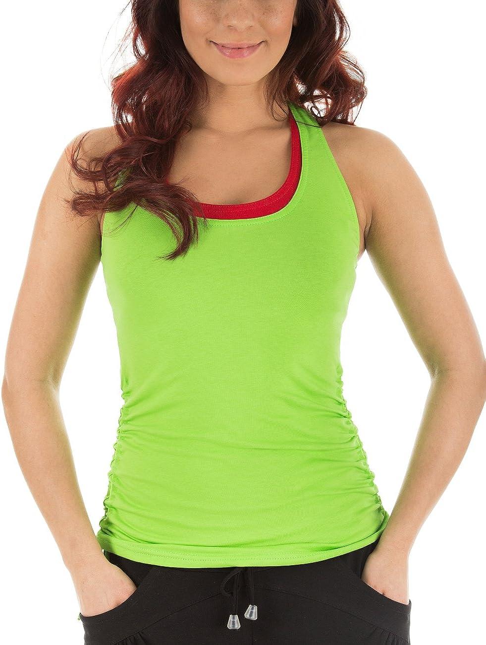 Winshape WVR20 Camiseta de Baile o Entrenamiento para Mujer