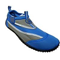 Ladies Mens Kids Unisex Galop Surf Toggle Wet Water Beach Wetsuit Boots Shoes Size 10 Infant- UK 9