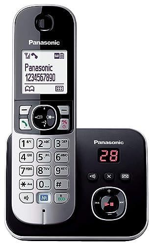 Panasonic KX-TG6821JTB – Il migliore con la segreteria
