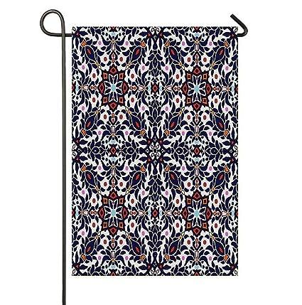 Amazon Com Aoshanggardeflag Armenian Pattern Wall Art Yard Home