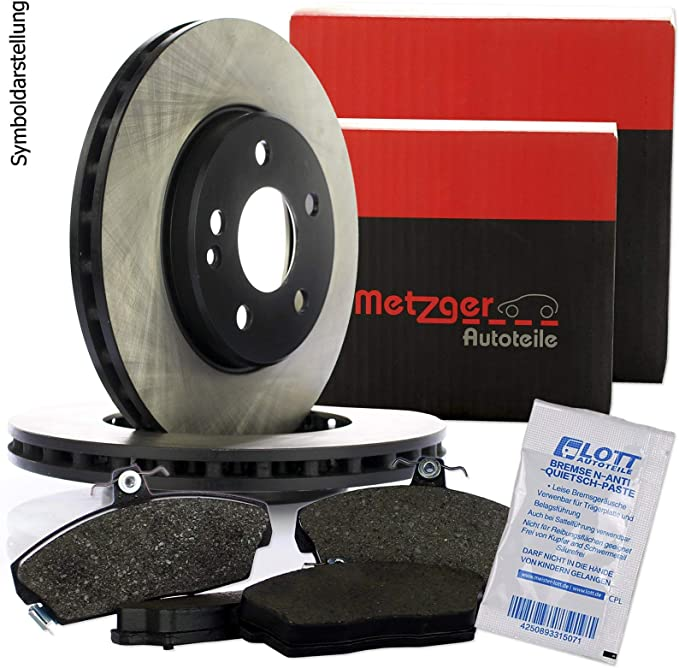 Metzger KT 2152 WM-Kit Bremsbackensatz
