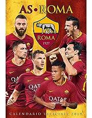 calendario AS ROMA 2019 UFFICIALE - (29x42)