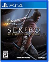 Sekiro: Shadows Die Twice - PlayStation 4 - Standard Edition