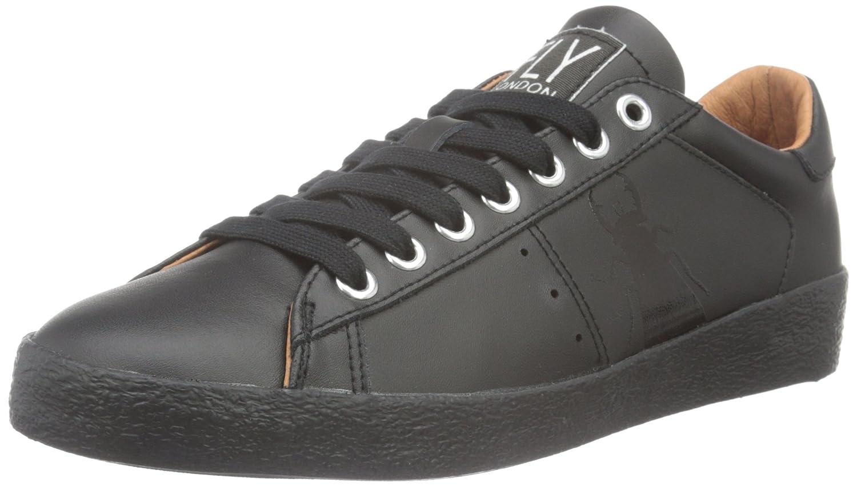 Fly London Berg823fly, Zapatillas para Mujer 36 EU|Negro (Black)