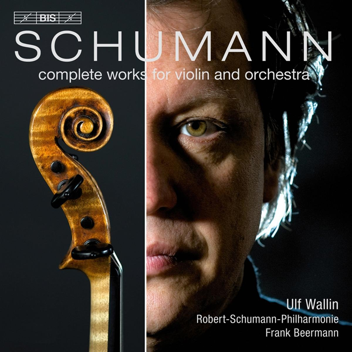 SACD : Ulf Wallin - Complete Works For Violin & Orchestra (SACD)