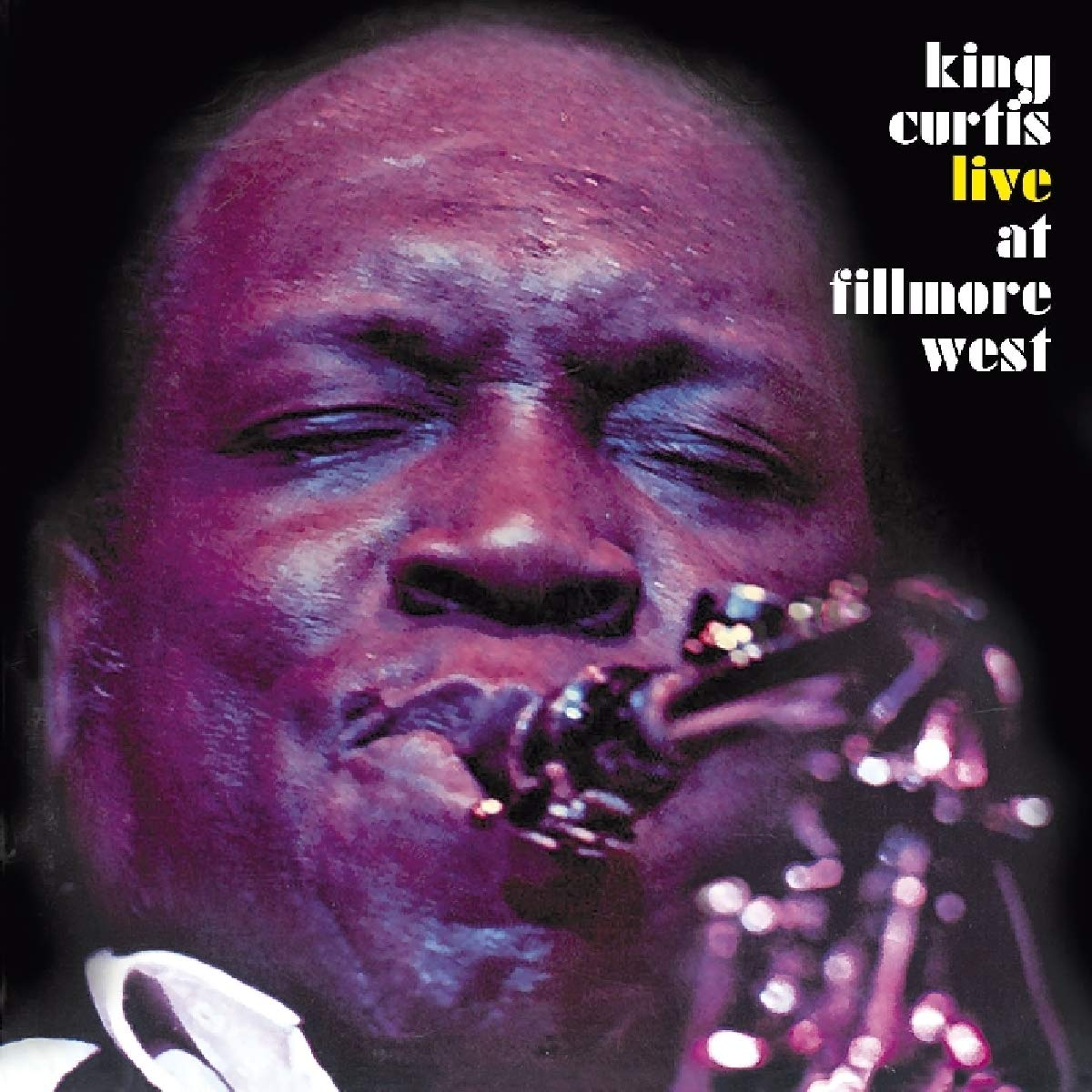 CD : King Curtis - Live At Fillmore West (Holland - Import)