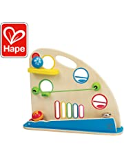 Hape Roller Derby Wooden Marble Racing Toddler Toy