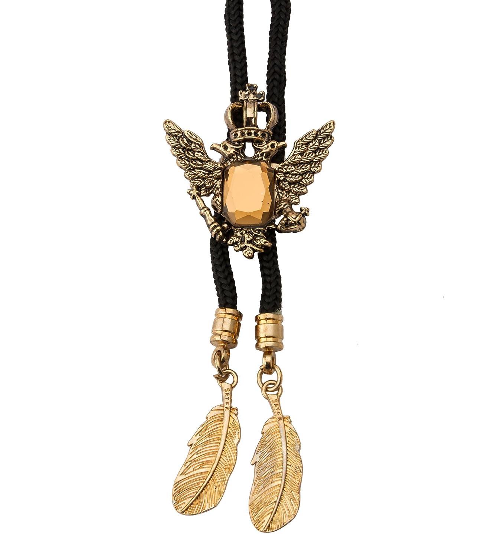 Knighthood - Corona de Piedra con alas, Accesorios para Collares ...