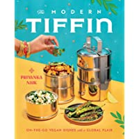 The Modern Tiffin: On-the-Go Vegan Dishes with a Global Flair