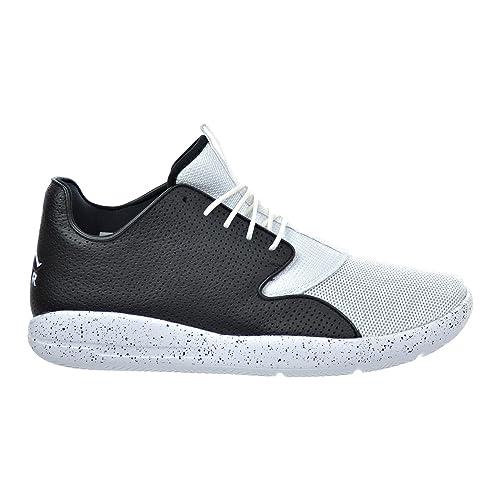 buy online 8e3ef ab1bb Jordan Eclipse Men s Off Court Shoes Black White 724010-020 (12 D(