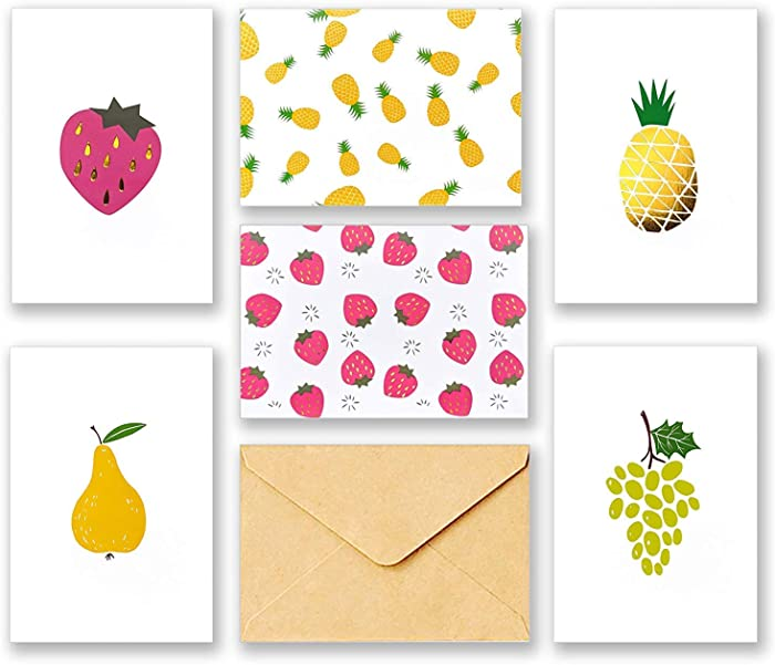 The Best Assorted Thank You Cards Food