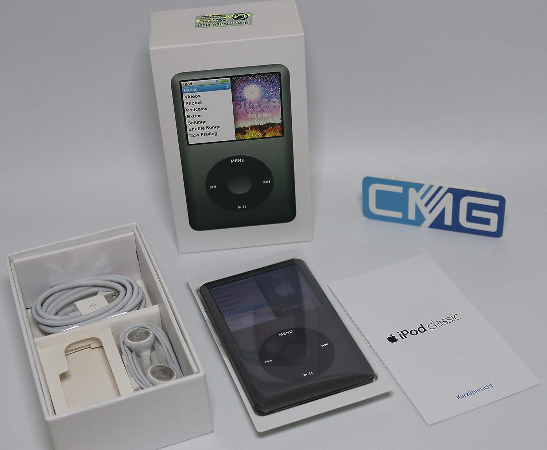 Ipod Classic 7th Generation 512gb Ssd Black Video Mp3 Elektronik