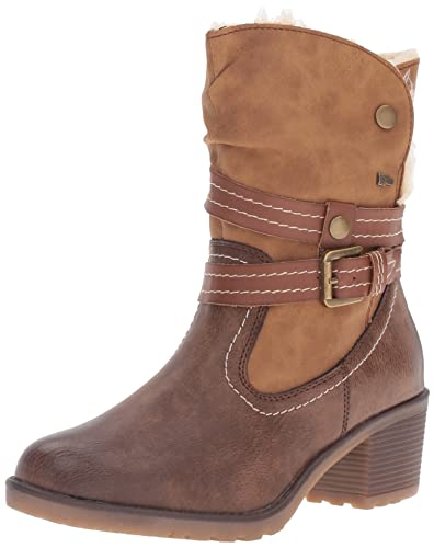 Spring Step Women's Boisa Winter Boot, Medium Brown, ...