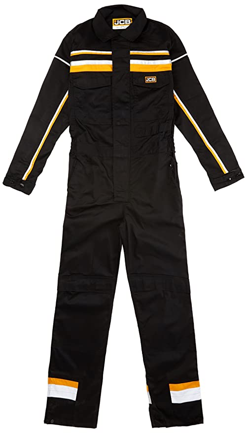 JCB Pantaloni da lavoro da uomo nero