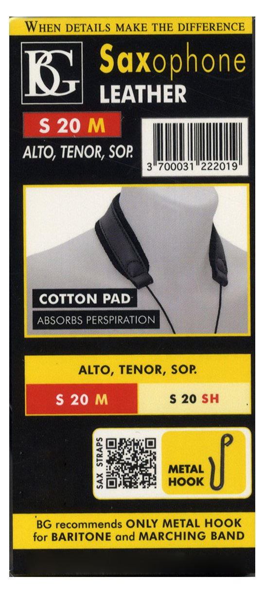 BG ABG S20 Sax pelle A m//T