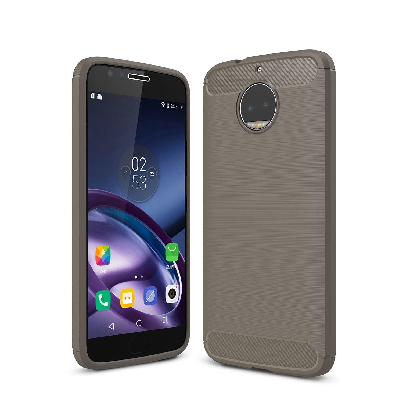 Funda MOTO G5S Plus,funda Motorola Moto G5s Plus,KuGi Slim TPU ...