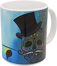 tasse tête de mort mexicaine 1