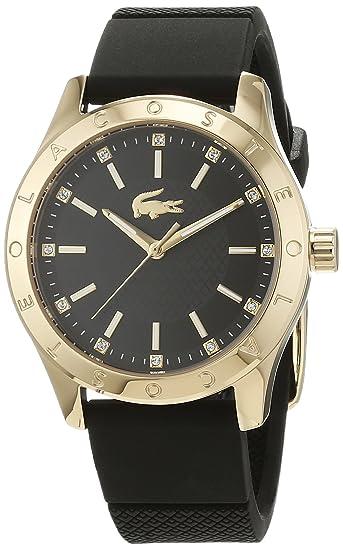 Lacoste 2000979 - Reloj analógico de pulsera para mujer