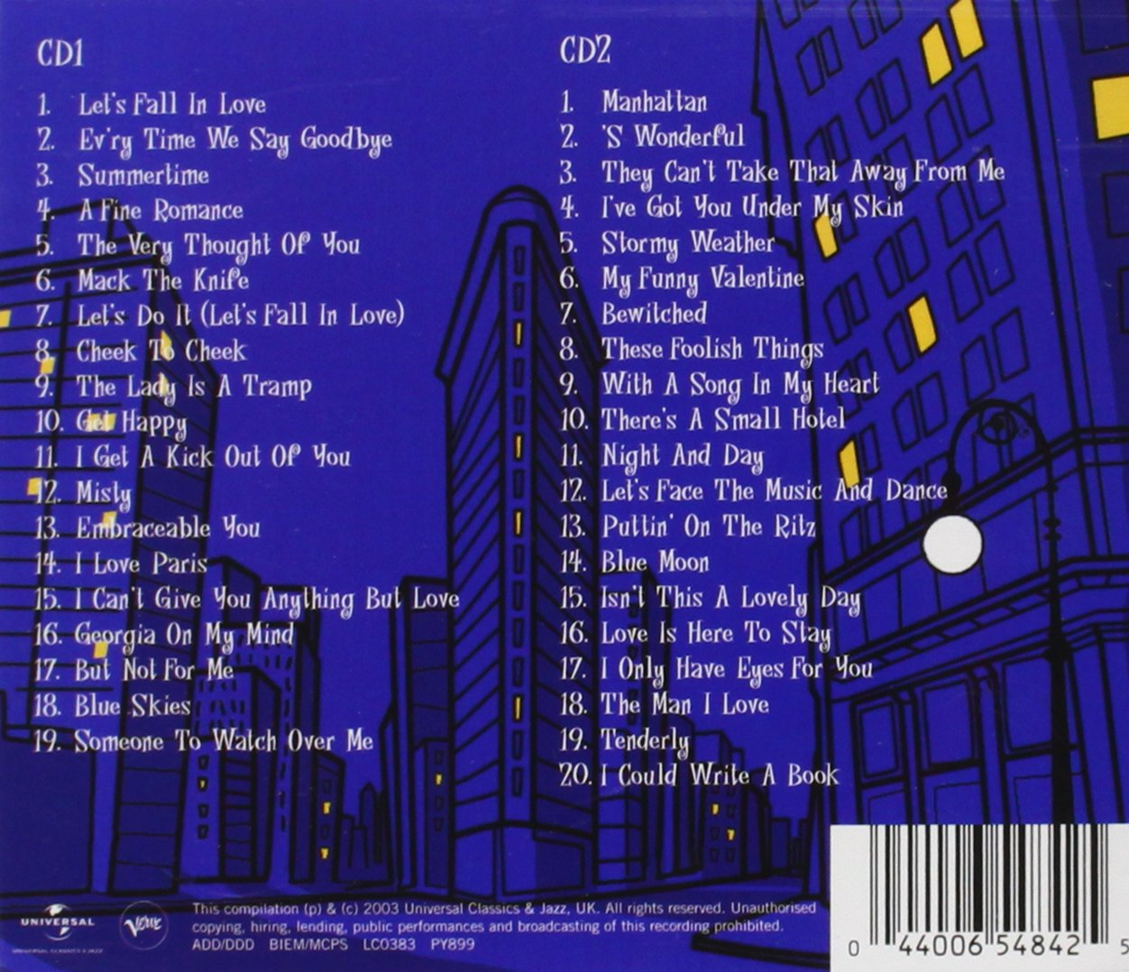 Ella Fitzgerald - Gold by SPECTRUM AUDIO