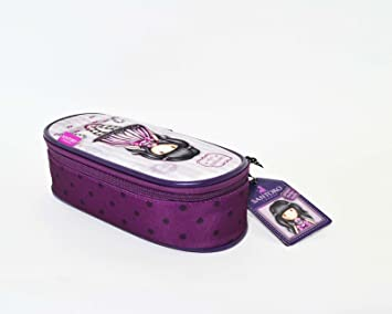 Estuche ovalado Organizzato Santoro London Gorjuss diseño muñeca oferta New: Amazon.es: Oficina y papelería