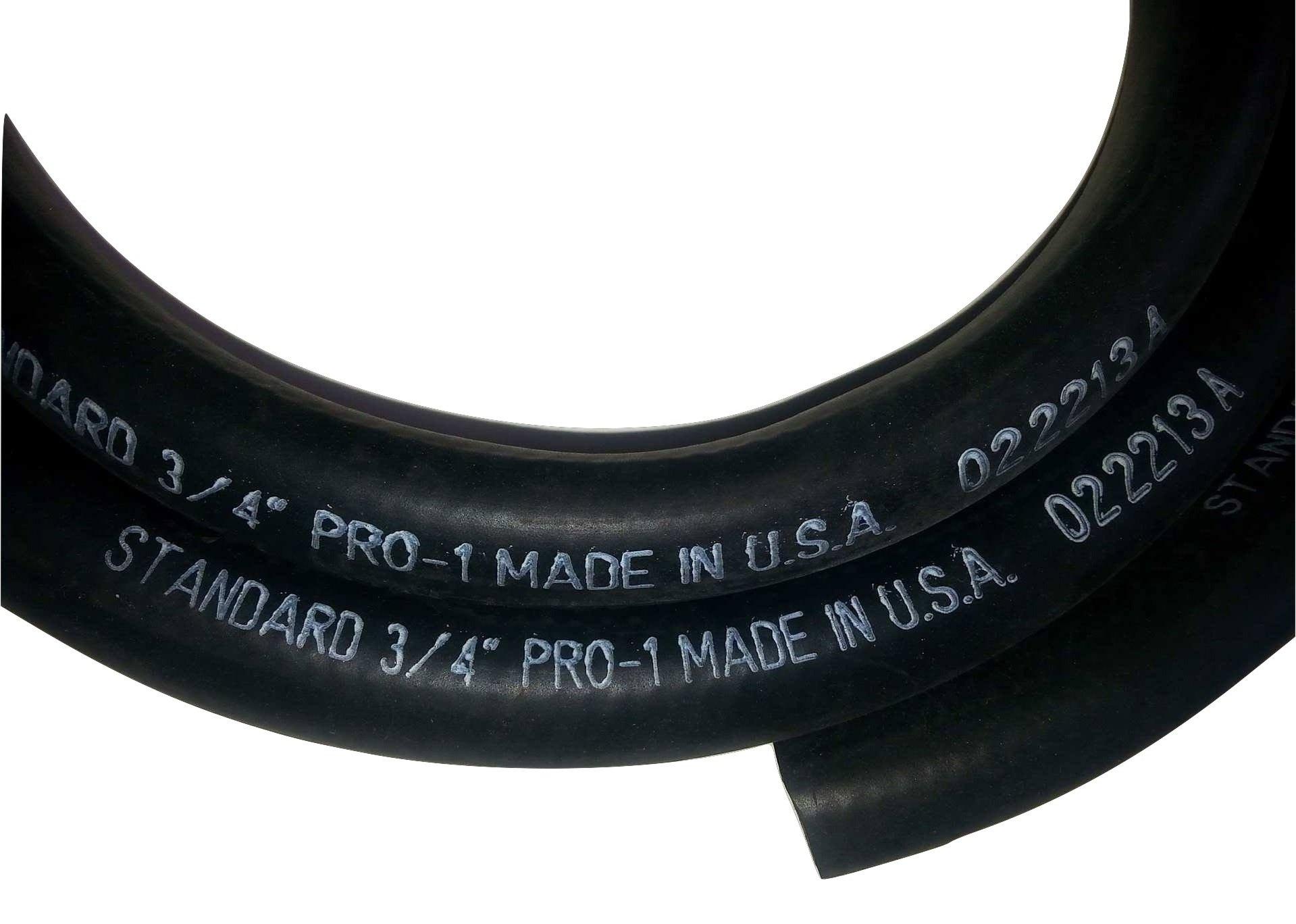 PRO 1 Heater Hose 3/4 Inch Inside Diameter X 6 Feet Length 052615C by Pro-1