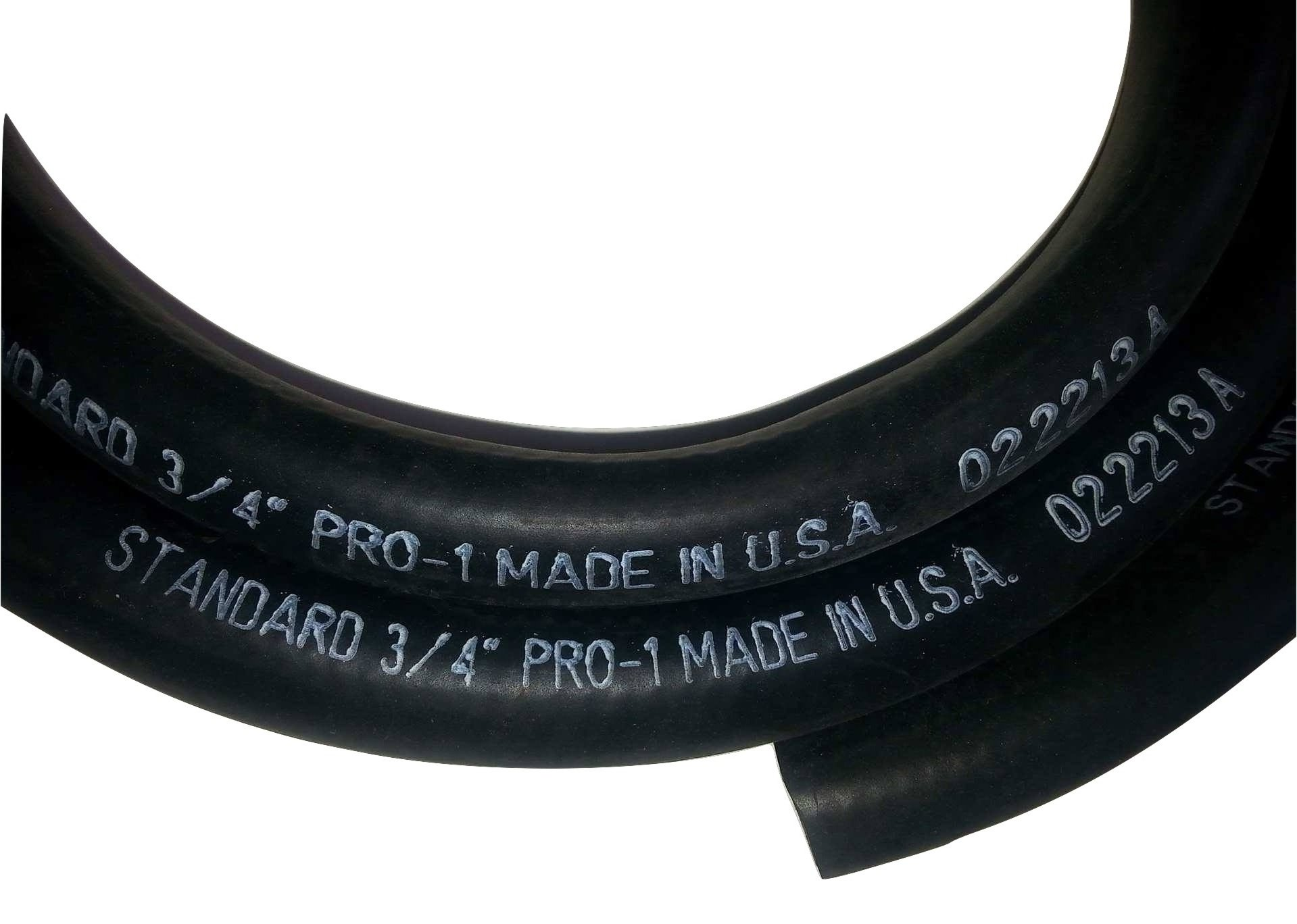 PRO 1 Heater Hose 3/4 Inch Inside Diameter X 6 Feet Length 052615C