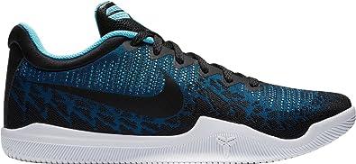 the best attitude f3aea 22f69 Nike 908972-400, Chaussures spécial Basket-Ball pour Homme - Bleu - Blau
