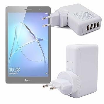 DURAGADGET Cargador De Viaje para Tablet Huawei Honor Play ...
