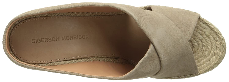 Sigerson Morrison Womens Atifah Wedge Sandal