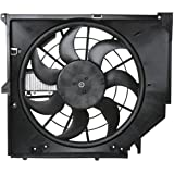 URO Parts (17 11 7 561 757) Auxiliary Cooling Fan Assembly