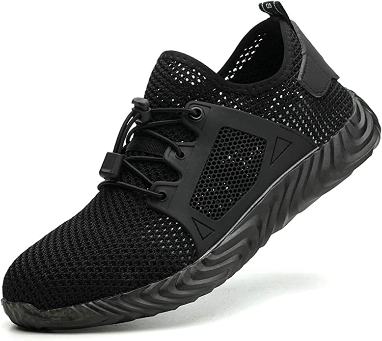 ORISTACO Work Shoes Mens, Mesh