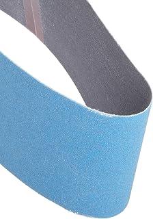 "5 Pack Sanding Belt 1//2/"" x 12/"" Zirconia Alumina Polyester Resin Bond 80Y Grit"