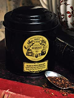 mariage frres marco polo rouge black classical sealed 352oz 100gr canister - Mariage Freres Marco Polo