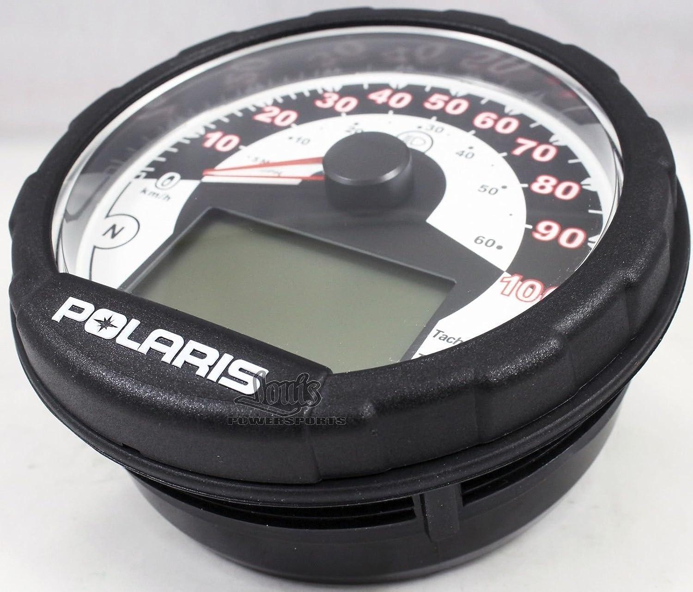 Amazon com: New Oem Polaris Speedometer Speedo Km/H Gauge