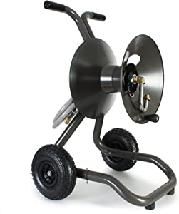Best Hose Reel Cart With Wheels Reviews Of 2021– Expert's Guide 1