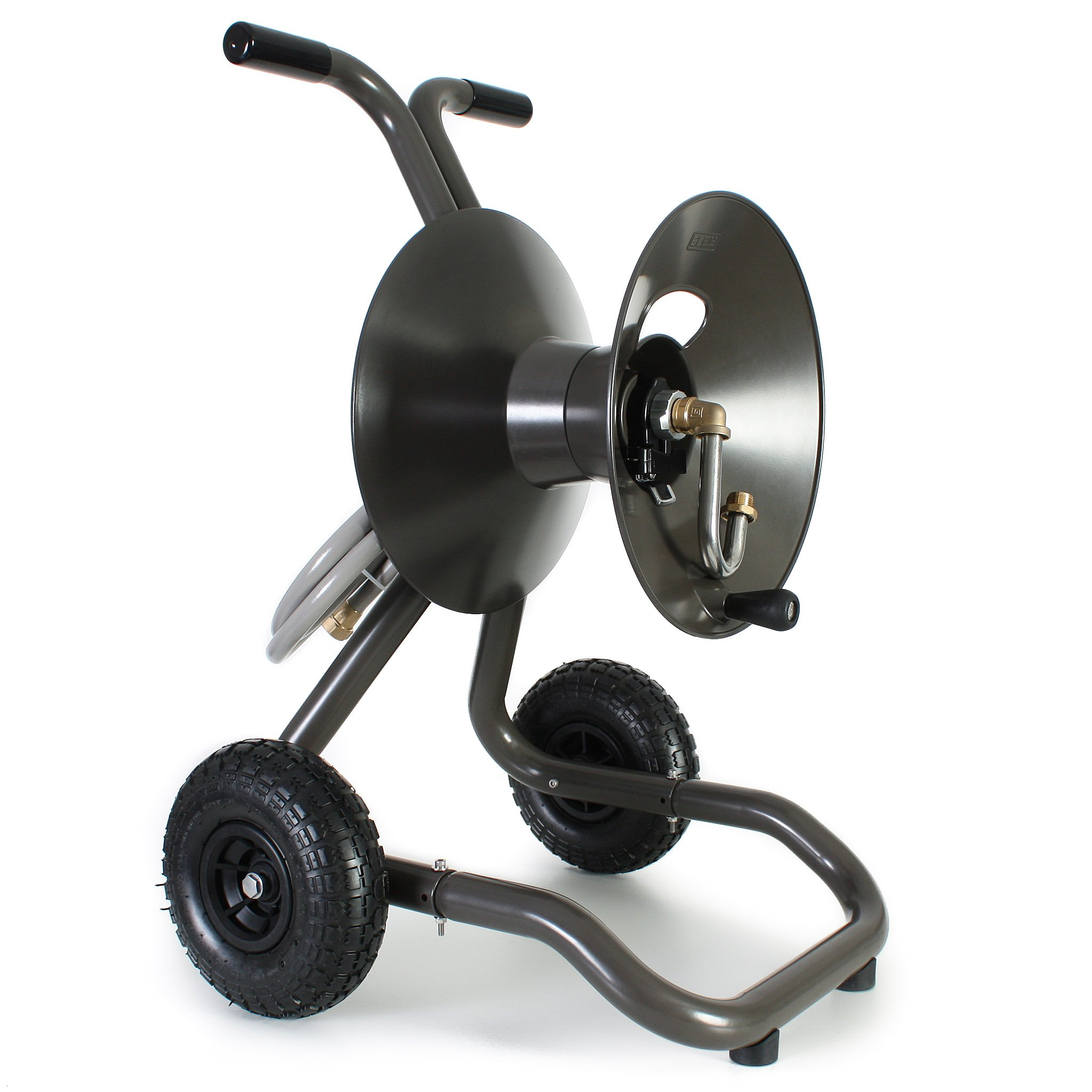 Wheel Garden Hose Reel