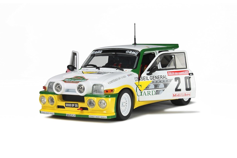 Solido 1/18 Scale Diecast S1850001 Renault Maxi 5 Turbo 1986 #20 Touren Neyron: Solido: Amazon.es: Juguetes y juegos