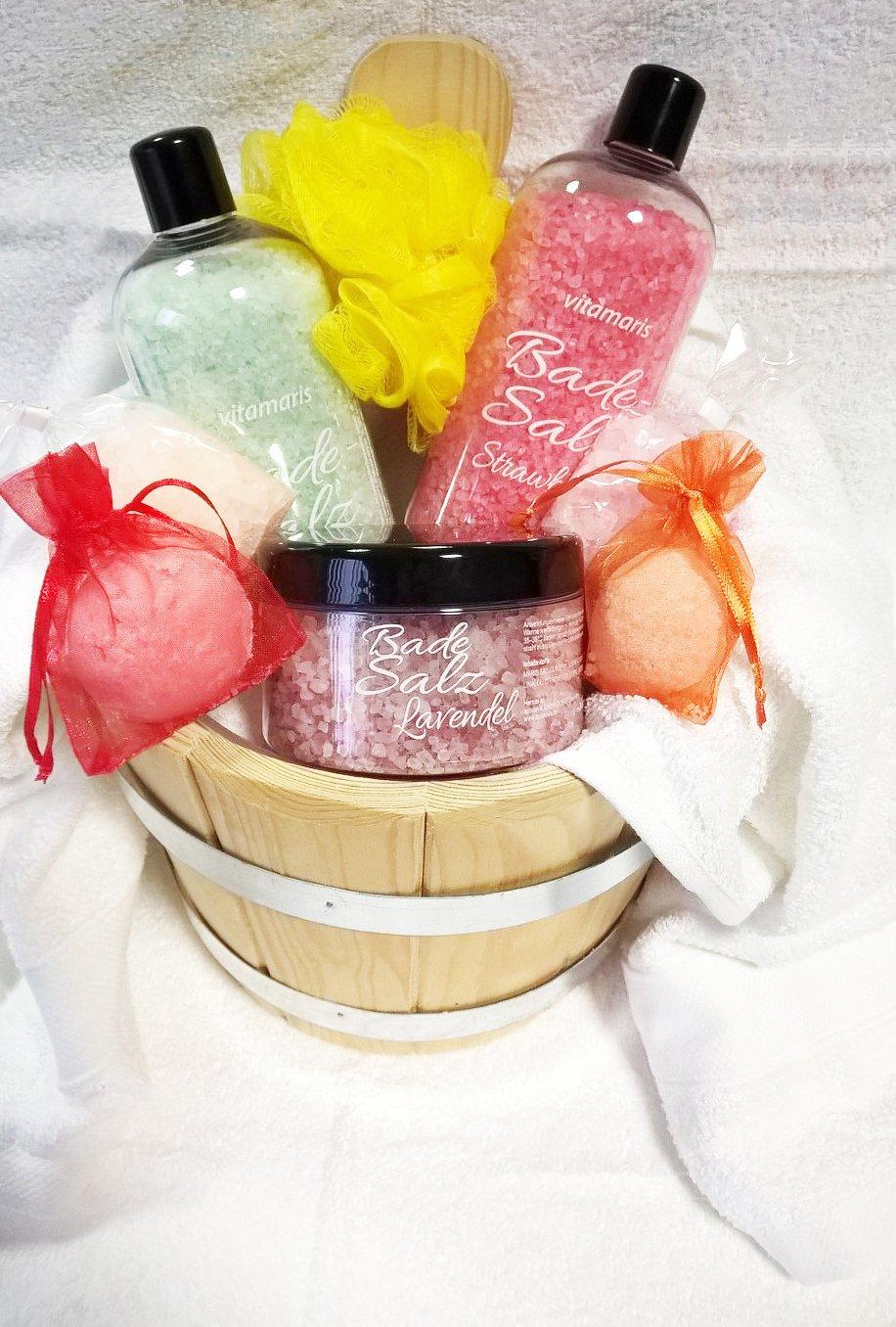 Grande Maris Sal Sali da bagno Set - Come regalo set direttamente dal produttore. aponovis24