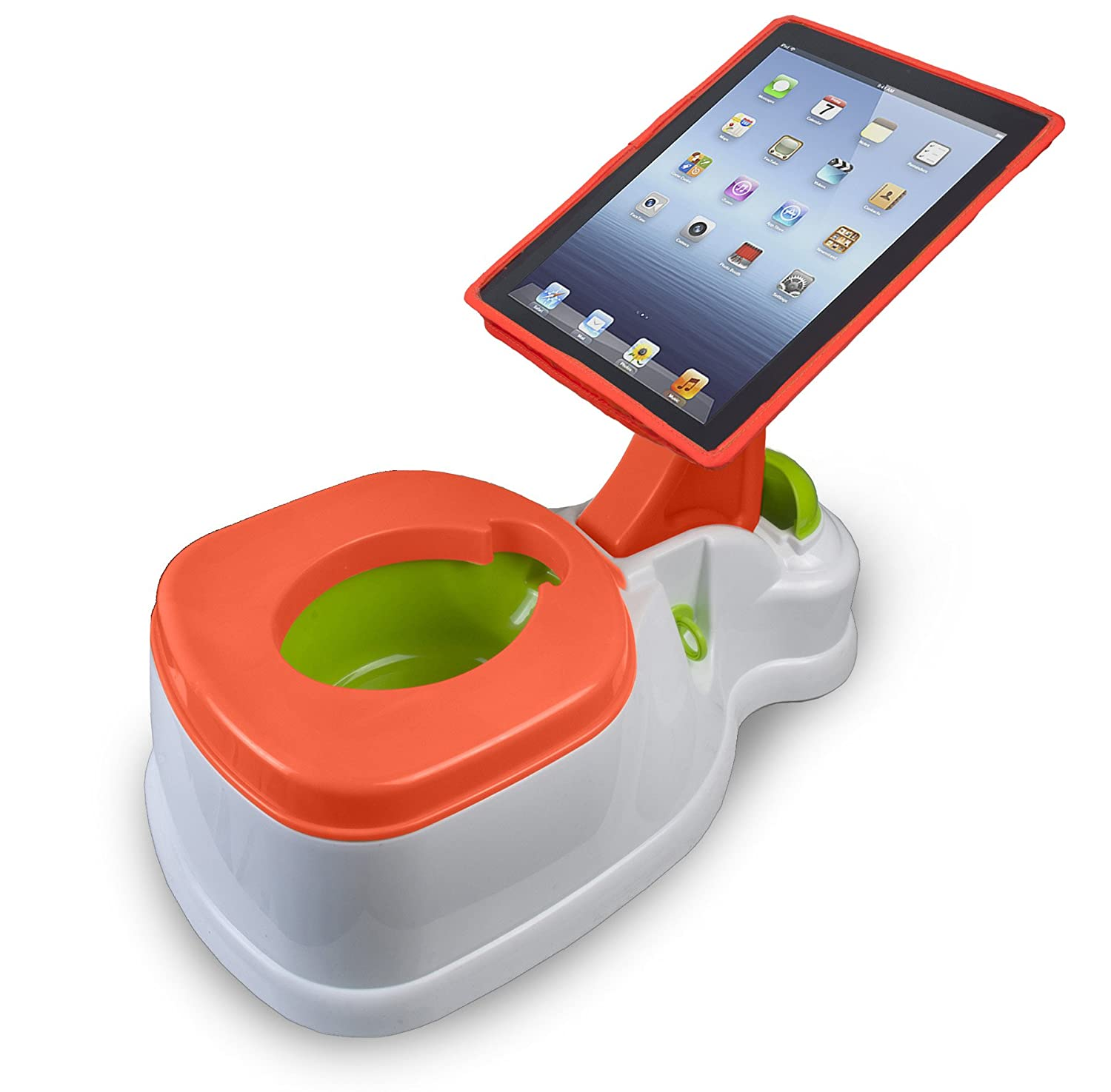 Amazon CTA Digital 2 in 1 iPotty with Activity Seat for iPad