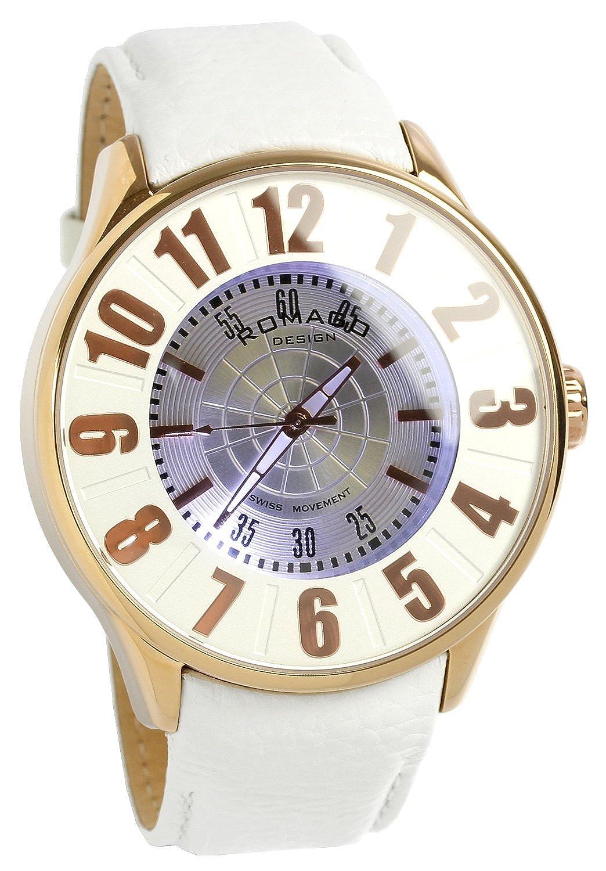 [ロマゴ]ROMAGO 西内まりや着用モデル 腕時計 ミラーウォッチ ミラー文字盤 スイス製ムーブメント オリジナル限定カラー メンズ レディース [並行輸入品] B015ZJA4O2