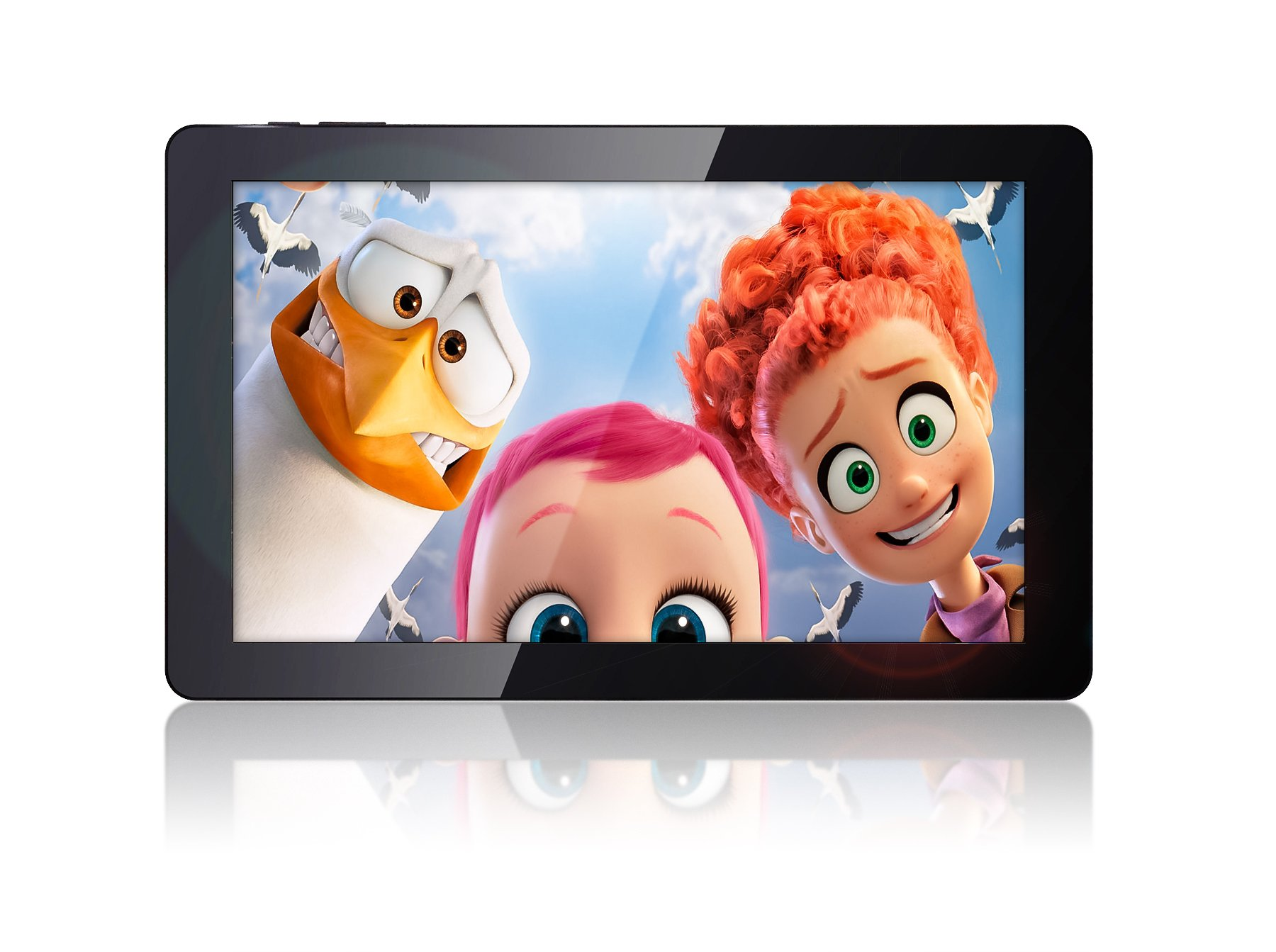 Fusion5 10.6'' Android Tablet PC - 2GB RAM, Full HD, Android 6.0 Marshmallow, 5MP and 2MP Cameras, 16GB Storage, Bluetooth, 108 Octa core Tablet PC (Full HD) by Fusion5
