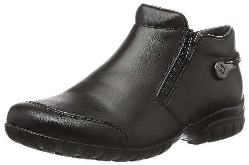 c1c8951ec4be Rieker Damen L4685 Kurzschaft Stiefel  Amazon.de  Schuhe   Handtaschen