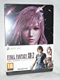 STEELBOOK STEELBOX DI FINAL FANTASY XIII-2 PREORDER BOX