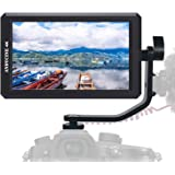ANDYCINE A6 5.7Inch 1920x1080 IPS DSLR HDMI Field Video Monitor With DC 8V Power Output Support 4K HDMI Signal for Sony A6 A7 Series GH4 GH5,Cannon 5D Series Zhiyun Feiyu Moza Gimbals