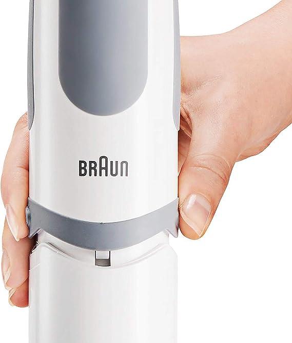 Braun Minipimer 5 MQ5020WH Pasta - Batidora de mano, 750 w, 21 ...
