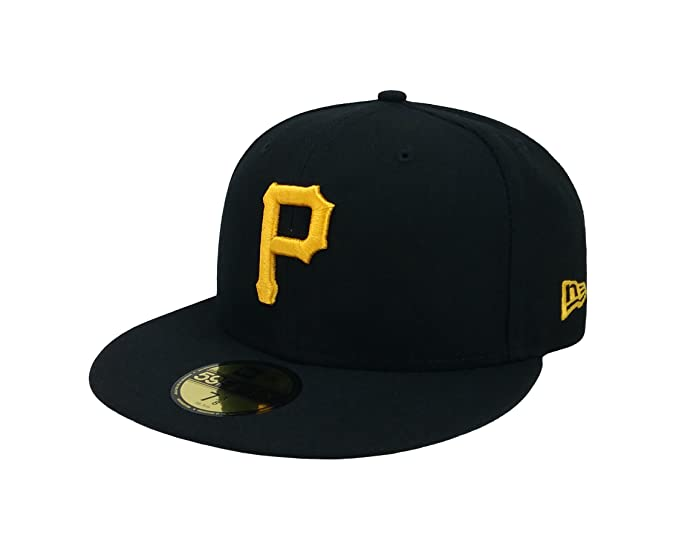 e089bddca24 New Era 59Fifty Hat MLB Pittsburgh Pirates 1887 Team Superb Black Fitted Cap  (7)